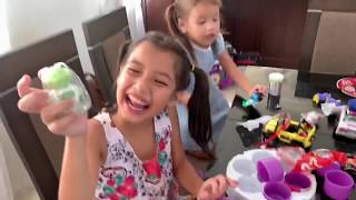 HUGE RYAN TOYSREVIEW HAUL FROM THE USA - Ryan's Family Review TOY HAUL
