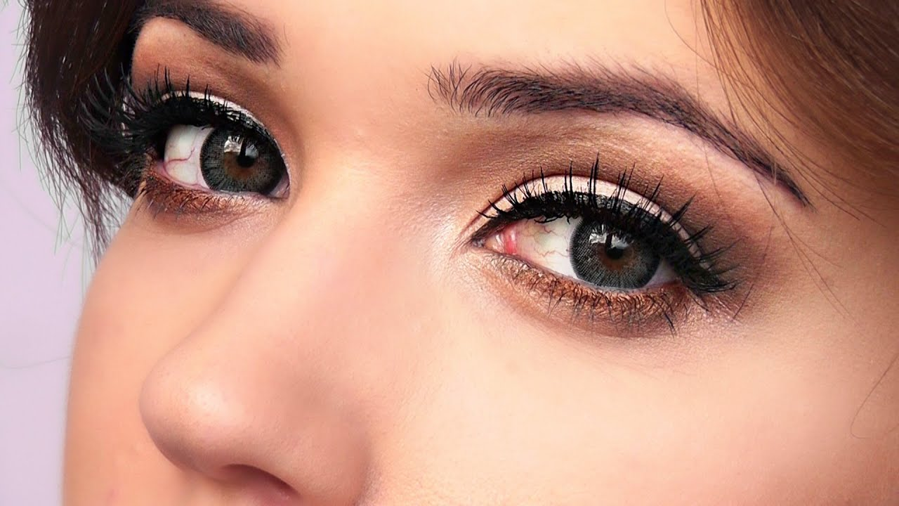 what color eye makeup for blue grey eyes | kakaozzank.co