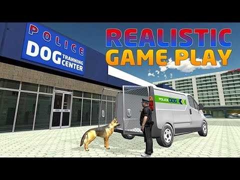 Police Dog Transporter Truck (by Top 3D Gamers) Android Gameplay [HD]