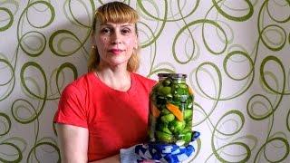 Маринованные зеленые помидоры на зиму! Секрет заготовки и консервации