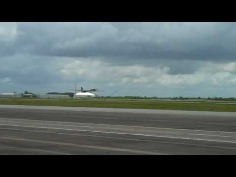 NASA 809 - ER-2 (U-2) Takeoff - Ellington Field