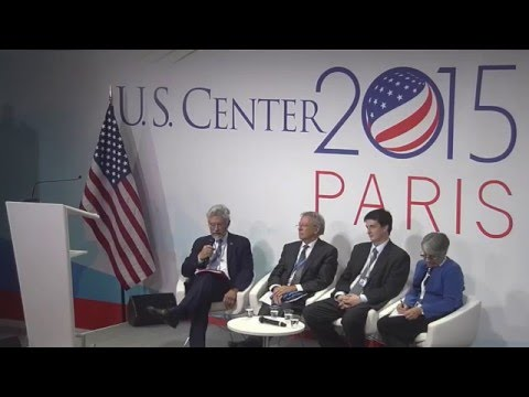 COP-21: Climate Services as a Global Public Good (12/7)