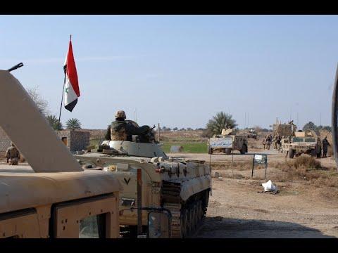 أخبار عربية - القوات العراقية تحرر قضاء راوة من قبضة تنظيم #داعش  - نشر قبل 4 ساعة