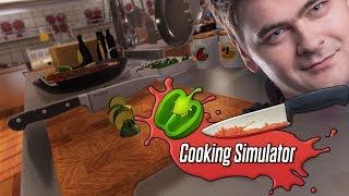 PRAWDZIWY SYMULATOR GOTOWANIA - Cooking Simulator