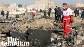 Ukraine passenger plane crashes in Iran killing 176 people