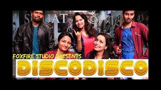 Disco Disco Dance Choreography | A Gentleman | Siddharth & Jacqueline | FoxFire Dance Studio