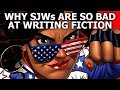 Why They Are So Bad at Writing Fiction