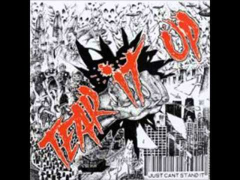 Tear It Up-Your Name Here