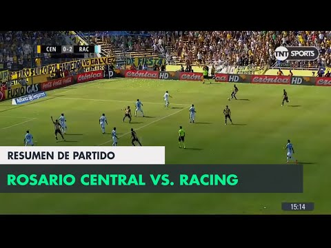 Resumen de Rosario Central vs Racing (0-2) | Fecha 24 - Superliga Argentina 2017/2018