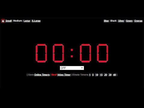 how to create a timer in pc or laptop easily must watch youtube