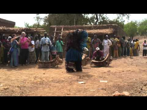 African Art: Mask Performance in the Bwa Village of Boni, Burkina Faso