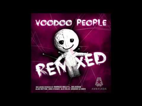 Dave Floyd, Wise D & Kobe - Voodoo People 2K12 (DJ Groover & DJ Conte Remix) [AMBASADA]