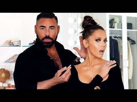 JLo's MAKEUP ARTIST Does My MAKEUP