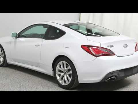 Used 2014 Hyundai Genesis Coupe Sterling Chantilly, VA #V901536A