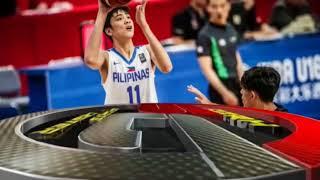 BATANG GILAS, LILIPAD NA PATUNGONG ARGENTINA PARA SA 2018 FIBA U-17 WORLD CUP