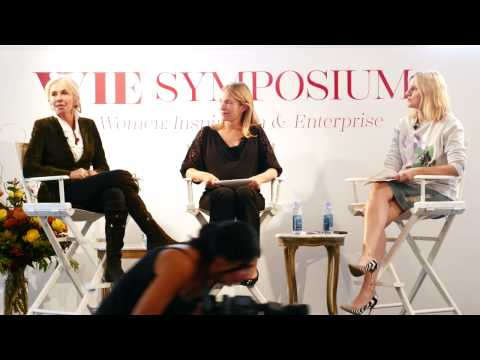It Takes Two - How successful partnerships work: Trudie Styler and Celine Rattray