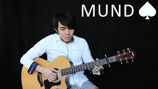 Mundo - IV of Spades (fingerstyle guitar cover)