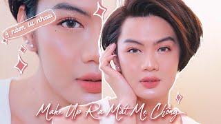 """Bí quyết makeup ghi điểm ngày ra mắt """"mẹ chồng"""" - Đào Bá Lộc (Makeup Tutorial)"""
