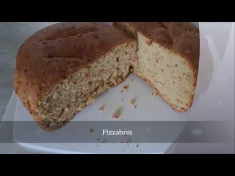 Pizzabrot Thermomix pizzabrot mit dem thermomix zubereiten