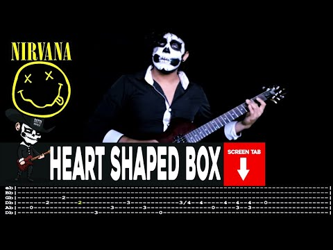 Nirvana - Heart Shaped Box (Guitar Cover by Masuka W/Tab)