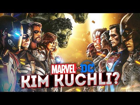 Marvel vs DC. Kim Kuchli?