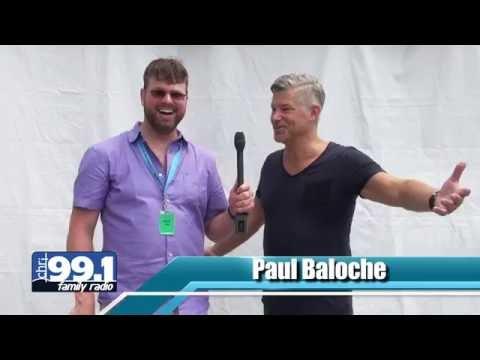 Kingdom Bound 2016 - PAUL BALOCHE Interview
