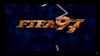 Fifa 97 Longplay Sega Saturn