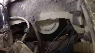 Renault Kangoo 1.5 dci история с ремнём генератора и подшипником компрессора кондиционера.