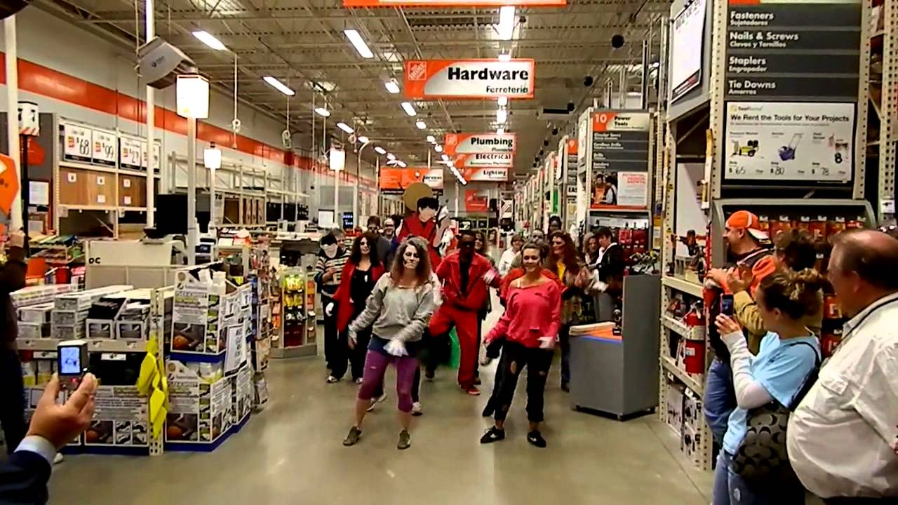 The home depot 2011 store 3809 youtube for Shop home depot