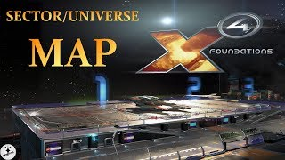X4 FOUNDATIONS - MAP