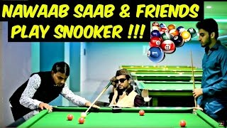 When Nawab Saab and Friends Play Games l The Baigan Vines