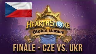 Finále Hearthstone Global Games - Česká republika vs. Ukrajina