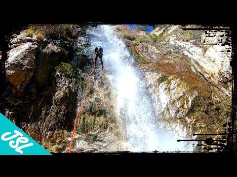 Hidden Waterfalls of Tujunga - Fall Creek and Classic Canyon