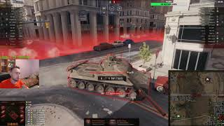 СТРАЙК И 30 КРИТОВ   AMX 50 FOCH (155) НА ФУГАСАХ