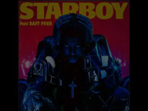 The Weeknd - Starboy feat. Daft Punk...