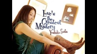 Love's the Greatest Mystery -斉田佳子 1,A Place In The Sun 2,ALL ...
