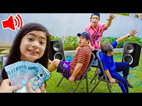 First To Sit Wins CASH PRIZE!! (Musical Chairs Challenge) | Ranz And Niana