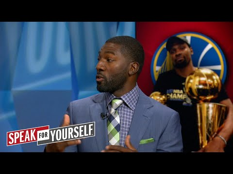 Reactions to Durant saying he will be skipping Golden State's White House visit   SPEAK FOR YOURSELF