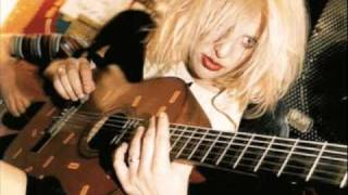 Courtney Love: a lesson in screaming