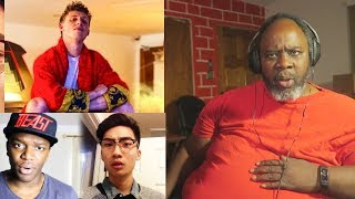Dad Reacts to W2S - KSI Sucks (RiceGum & KSI Diss Track) Official Video