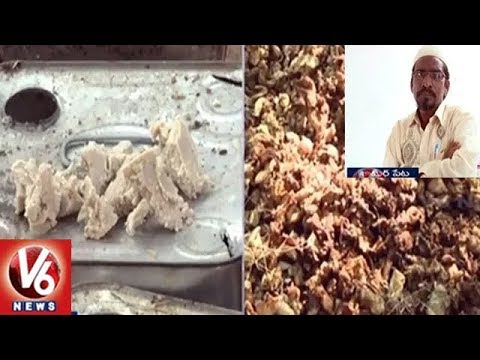 Hyderabad Police Arrest Adulterated Oil Racket In Shameerpet | V6 News