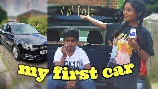 BUYING MY FIRST CAR UK 2019 | VOLKSWAGEN POLO