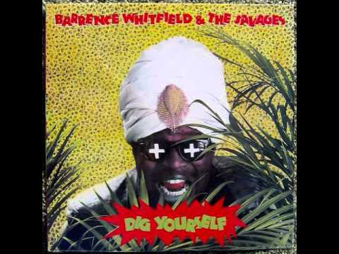 "Barrence Whitfield and The Savages ""Hug Me Squeeze Me"""