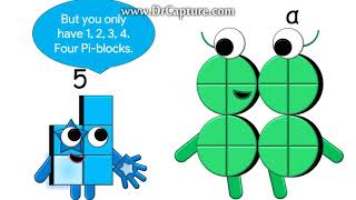 Numberblocks Animation - Pi-FiveUpsilon