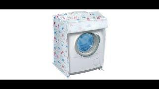 Обзор, чехол для стиральной машины