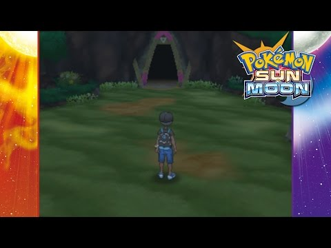Pokemon Sun and Moon - Part 19 | Heading to the Ruins!