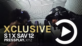 #MostHated S1 x  #MostWanted Sav12 - Back2Back  Prod. By SxbzBeats | Pressplay