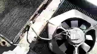 Замена радиатора на ГАЗ 3102