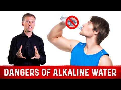Why You Should NOT Drink Alkaline Water