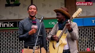 Kijana Mwenye Uwezo Mkubwa Kimuziki Kenya